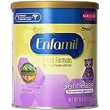 Enfamil Gentlease Infant Formula Milk-Based Powder with Iron, 2 Count
