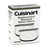 Cuisinart Coffee Maker Water Filter Cuisinart Replacement Charcoal Water Filters (Set of 2) (1)