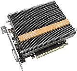 Palit GeForce GTX 1050 Ti KalmX 4 GB GDDR5 PCI Express 3.0 Graphics Card - Black