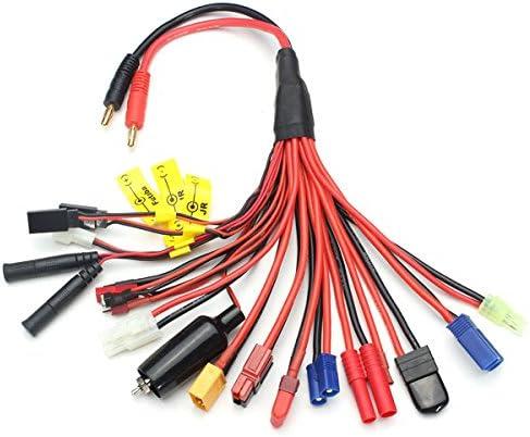 BliliDIY Cable De Carga De Equilibrio Multifunción Xt60 Ec3 ...