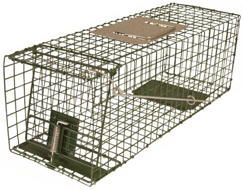 - Intruder 24215 Relocator Live Trap - Large Assembled Easy Set & Release with Bayonet Latch 36