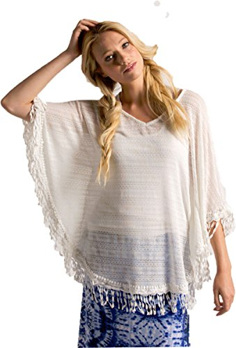 lyric-culture-woodstock-poncho-x-small
