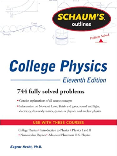 Amazon schaums outline of college physics 11th edition schaums outline of college physics 11th edition schaums outlines 11th edition kindle edition fandeluxe Images
