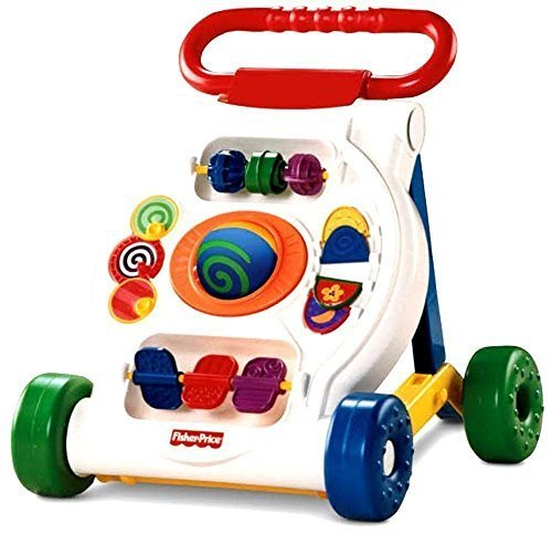 Fisher-price Bright Beginnings Activity Walker New