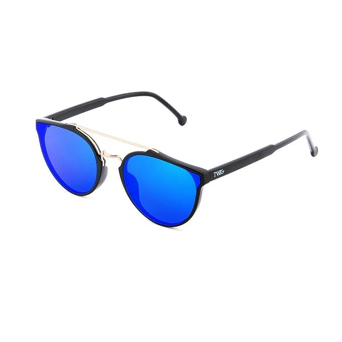 Gafas de sol TWIG CARTESIO espejo degradadas hombre/mujer ...