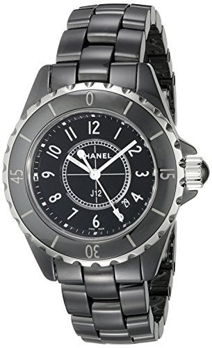 Chanel Women's H0682 Ceramic Watch
