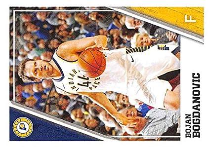 f5c7ce6a2 2018-19 Panini NBA Stickers  106 Bojan Bogdanovic Indiana Pacers NBA  Basketball Sticker Trading