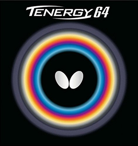 Butterfly 2.1 Tenergy 64 Rubber, Black ()