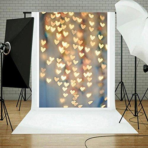 YJYdada Lover Dreamlike Glitter Haloes Photography Background Studio Props Backdrop(90cmX150cm) (C) Photo #3