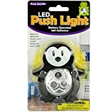 12-Packages of Animal LED Push Light