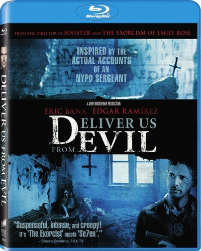 Blu-ray : Deliver Us from Evil (, AC-3, Digital Theater System, Widescreen)