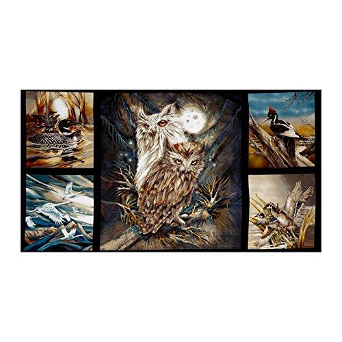 duck quilt panel - 2