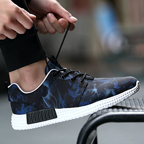 Running 766 Breathable blue fire Fall GUNAINDMX Leisure shoes nbsp;Men's nbsp; shoes Sports High vgtqwOC