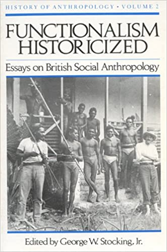 Social anthropology and other essays