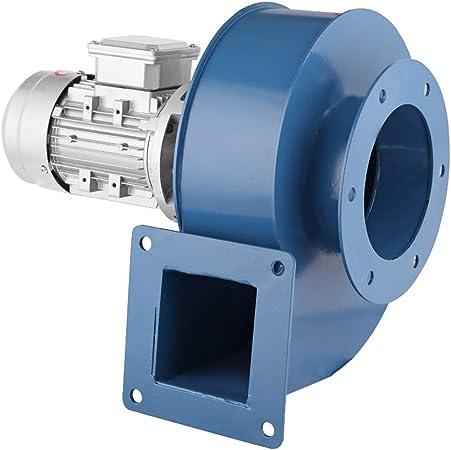 NO BRAND Ventilador Centrífugo Industrial, Ventilador Radial Radial Industrial (220V / 380V Opcional) Succión Y Escape Dos Funciones Eliminación Y Ventilación De Polvo Industrial: Amazon.es: Hogar