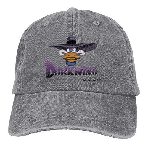 Unisex Darkwing Duck Comedy Casual Cotton Adjustable Baseball Cap Cowboy Hat ()