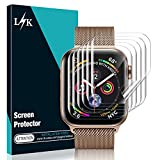 [6 Pack] L K Screen Protector for Apple Watch