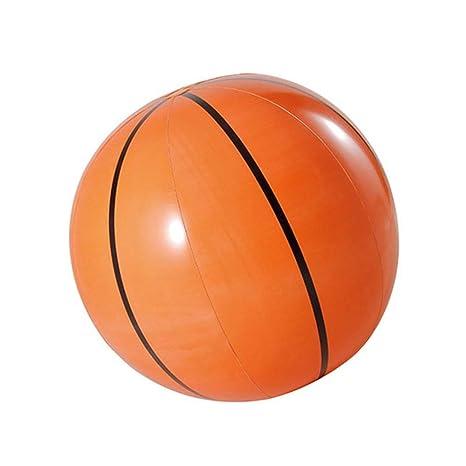 Amazon.com: Big Deportes Jumbo pelota hinchable de piscina ...
