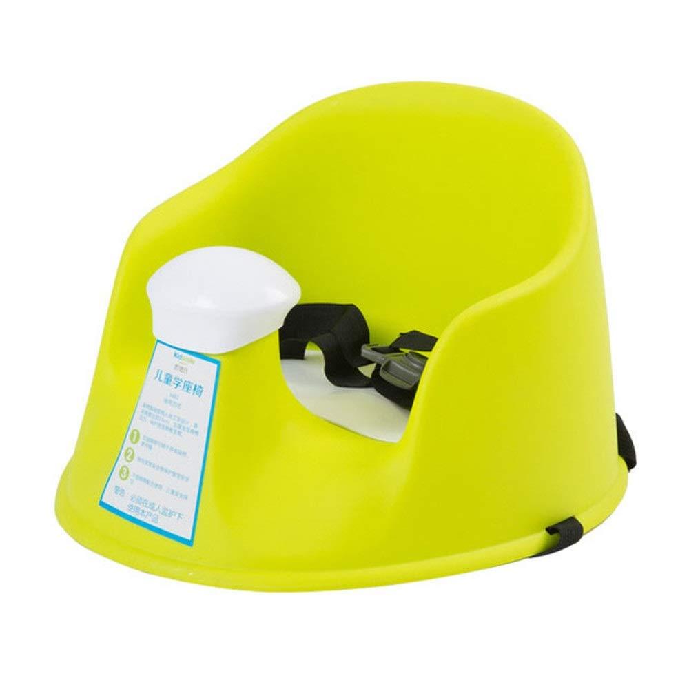 子供用テーブルと椅子 子供の多機能ベビーブースターシートハイチェア調節可能なポータブル取り外し可能な高さ折りたたみトレイシートベルト安定した安全性と快適さ 多機能子供用ハイチェア (色 : 緑, サイズ : 35.5*39*23.5cm) 35.5*39*23.5cm 緑 B07THSYS8W