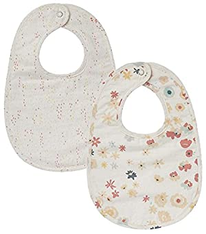 Pehr Designs Meadows/showers Bib Set (2), Pink