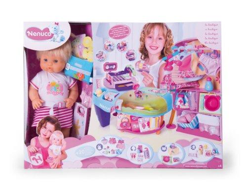 Amazon.es: Nenuco - La Boutique de Nenuco (Famosa 700007775): Juguetes y juegos