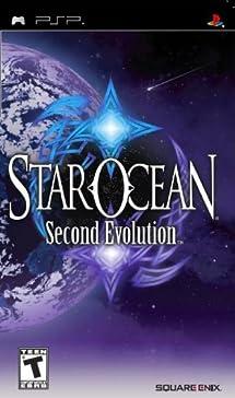 Star Ocean: Second Evolution - Sony PSP