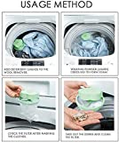 4 Pieces Lint Catcher Washing Machine Lint Traps