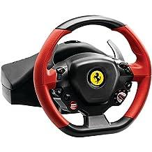 Thrustmaster VG Ferrari 458 Spider Racing Wheel - Xbox One【並行輸入】