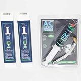 AC Leak Freeze 45322 00286 00282 Cartridge & Adapter Kit - 3 Cartridges Total