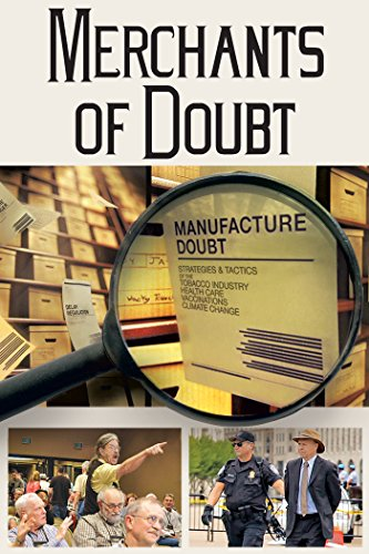 Merchants Of Doubt (Fossil Pattern)