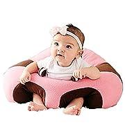 Infant Safe Sitting Chair Comfortable Nursing Pillow (Pink)