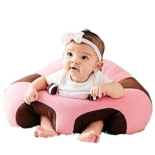 Infant Safe Sitting Chair Comfortable Nursing Pillow (Yellow) Mybox