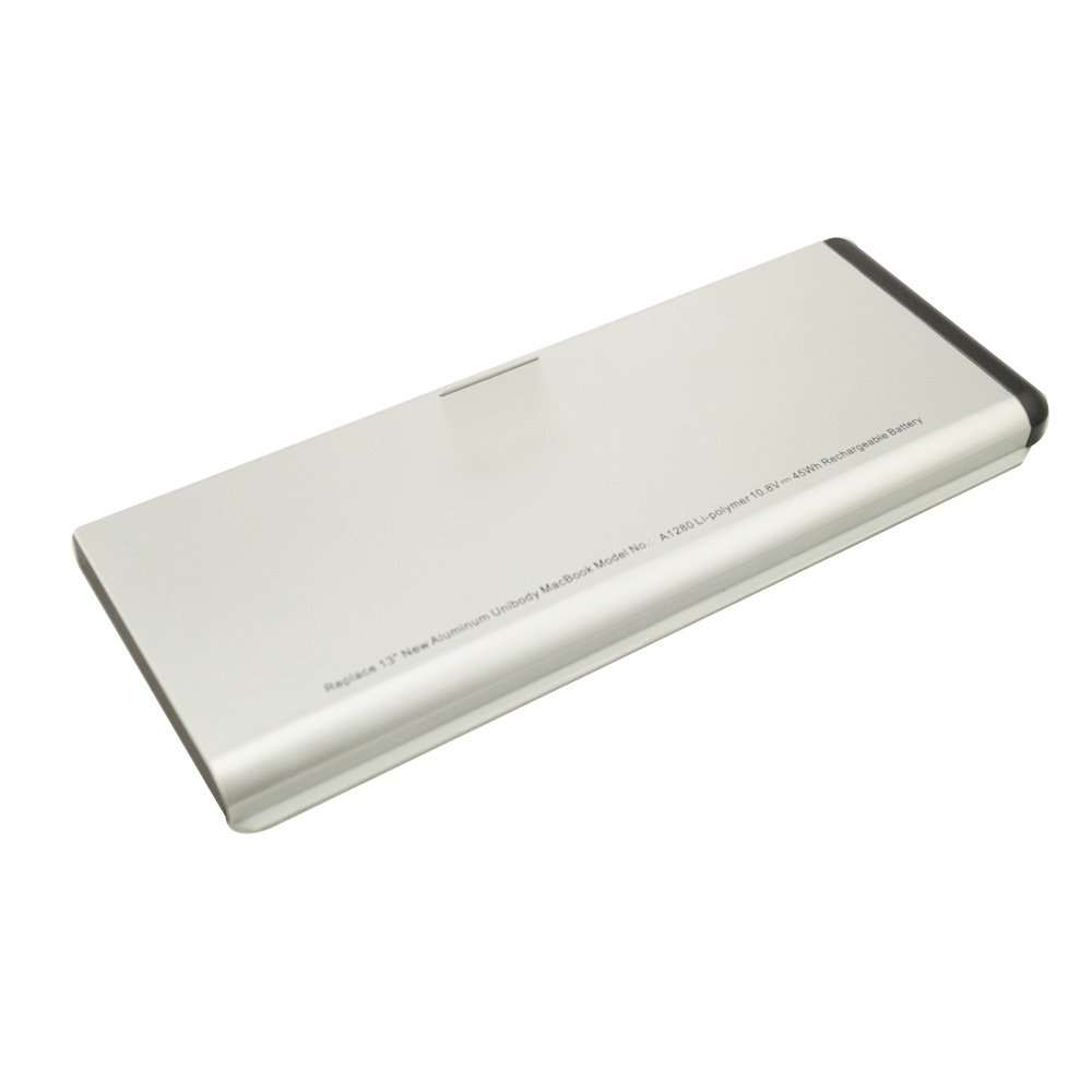 LQM New Laptop Battery For Apple MacBook 13 inch A1280 A1278 (2008 Version) MB771G/A MB467LL/A MB466LL/A