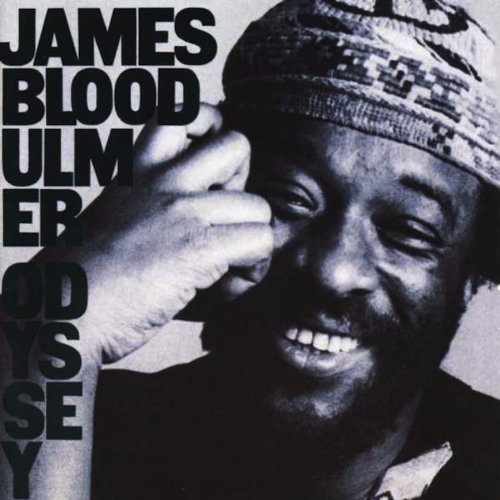 Vinilo : JAMES BLOOD ULMER - Odyssey (ogv)