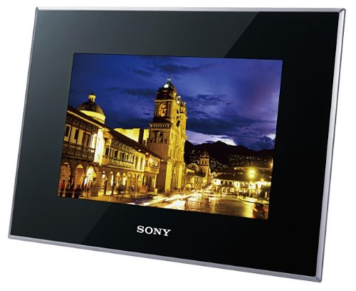 ソニー SONY デジタルフォトフレーム S-Frame X75 7.0型 内蔵メモリー2GB ブラック DPF-X75/B B0037TSBAM ブラック ブラック