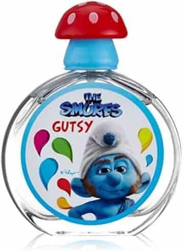 First American Brands The Smurfs Gutsy Kids Eau De Toilette Spray, 1.7 Ounce