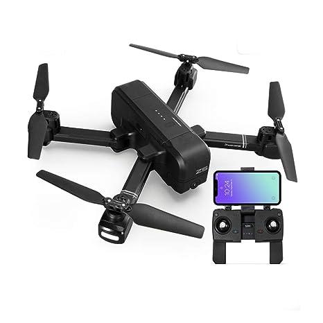 AHangcc Drone GPS Drone con Cámara 1080P HD con Follow Me, 120º ...