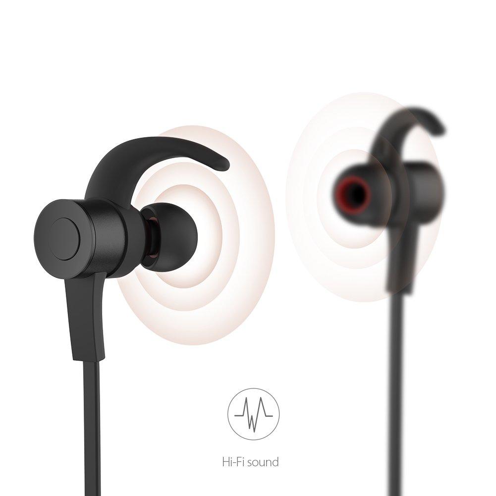 dodocool ハイレゾ対応 Hi-Res イヤホン 24-bit高解像度 高遮音性ヘッドホン Siri支持 3.5mmカナル型  iPhone 6 / 6s / Samsung S6 / S5 / Note 4 / Blackberry / Nexus / PC andほか3.5mmの設備に対応