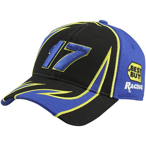 NASCAR Chase Authentics Matt Kenseth Fall 2012 Fragment Adjustable Hat - Royal Blue/Black
