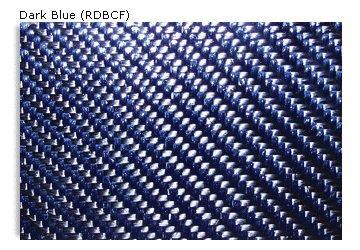 WOW Trim MAC513OA-RDBCF Mazda CX-5 Interior Optional Overhead Console Kit 7 Pcs., Real Dark Blue Carbon Fiber