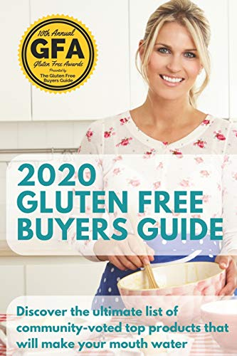 """2020 Gluten Free Buyers Guide: Stop asking """"which"""