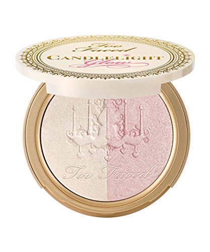 Two Face Make Up (Too Faced Candlelight Glow Highlighting Powder Duo