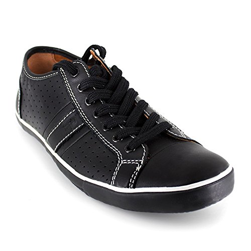 free shipping visa payment sale release dates Peter Blade Sneaker Black Leather Padel Black discount authentic online cheap big sale kOZ6h