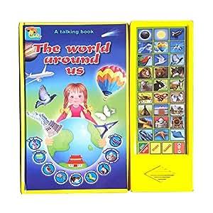 Megastar PB02 World Around Us Talking Book