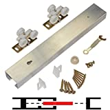 100PD Commercial Grade Pocket/Sliding Door Hardware (60'')