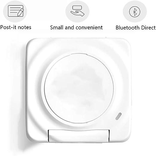 WOWOGA Impresora Mini Smartphone, Impresora fotográfica compacta ...