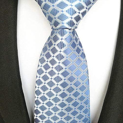 Extra Largo Lunares Corbata Pañuelo Para Hombre Outdoor Bolsillo ...
