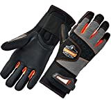 Ergodyne ProFlex 9012 Anti-Vibration Work Gloves, ANSI/ISO Certified, Full Fingered, Wrist Support, XX-Large