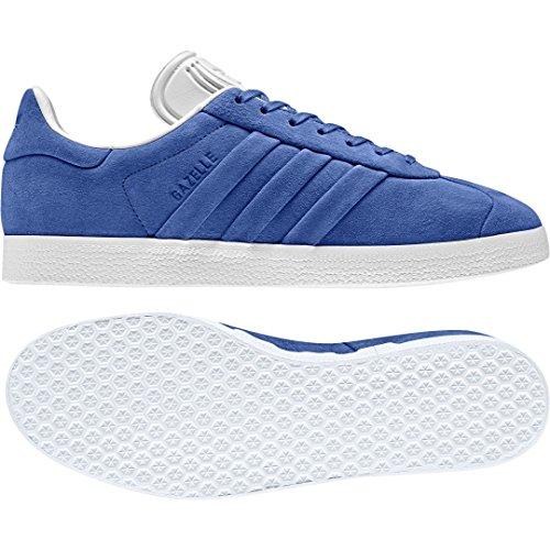adidas Herren Gazelle Stitch and Turn Gymnastikschuhe Blau (Collegiate Royal/collegiate Royal/ftwr White)