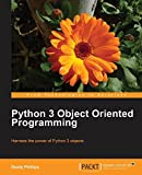 Python 3 Object Oriented Programming